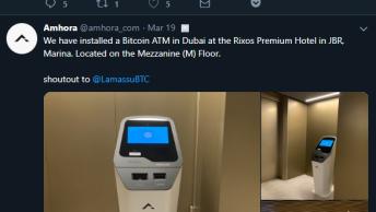Bitcoin ATM Dubai